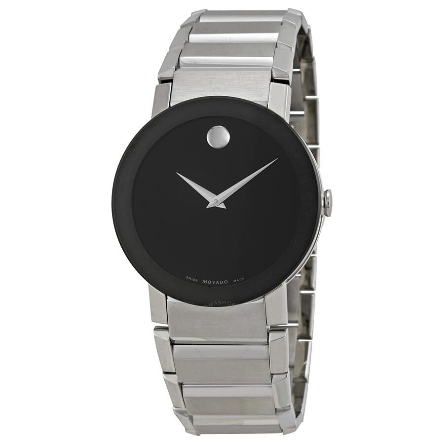 Movado Sapphire Men's Watch 0606092 - Safiro