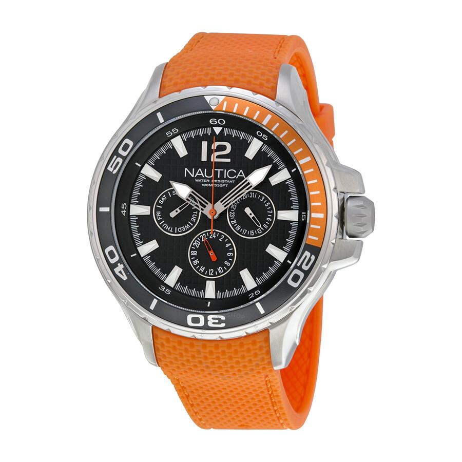 nst 02 black orange silicone s