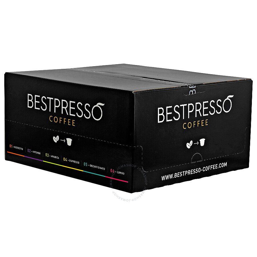 Nespresso Compatible Gourmet Coffee Capsules - 120 Pod ...