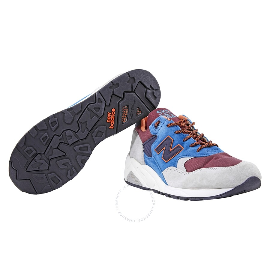 6d745be76d76f New Balance Men's Sneakers- Blue-Red/ Size 9 - Shoes - Fashion ...