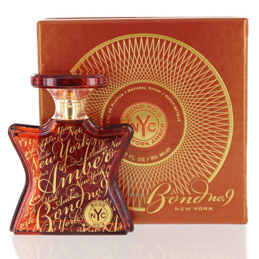 a6f8d111bcc66 Bond No.9 New York Amber By Bond No. 9 Eau De Parfum Spray Unisex 1.7 Oz  (U) Item No. 9NYAES17