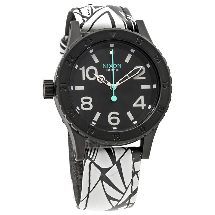 Nixon 38-20 Black Dial Ladies Watch A467-2218-00 ...