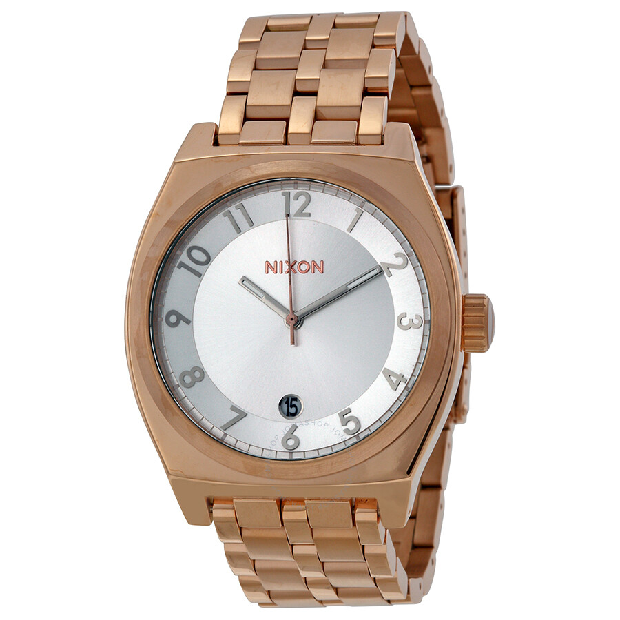 Nixon Chronicle Rose Gold-tone Mens Watch A3251044 - Nixon ...