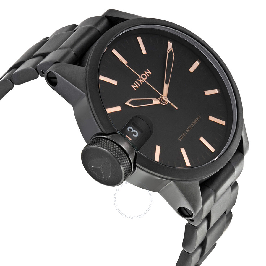 how to reset a nixon supertide watch