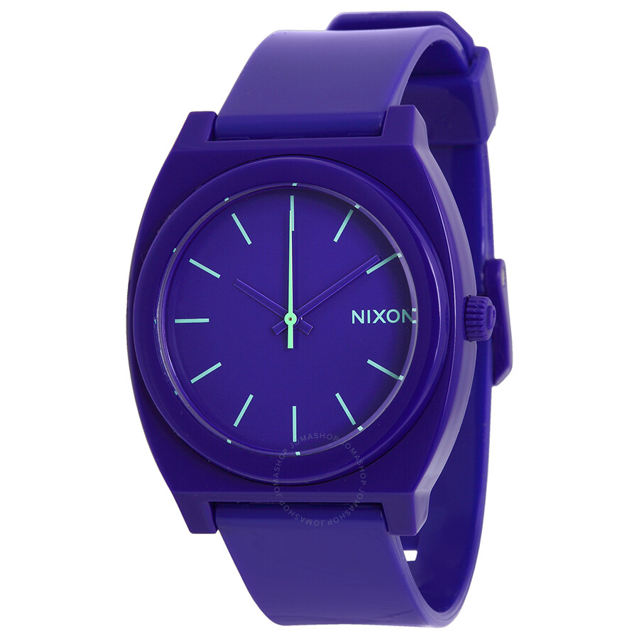 Watch Links Nixon Purple