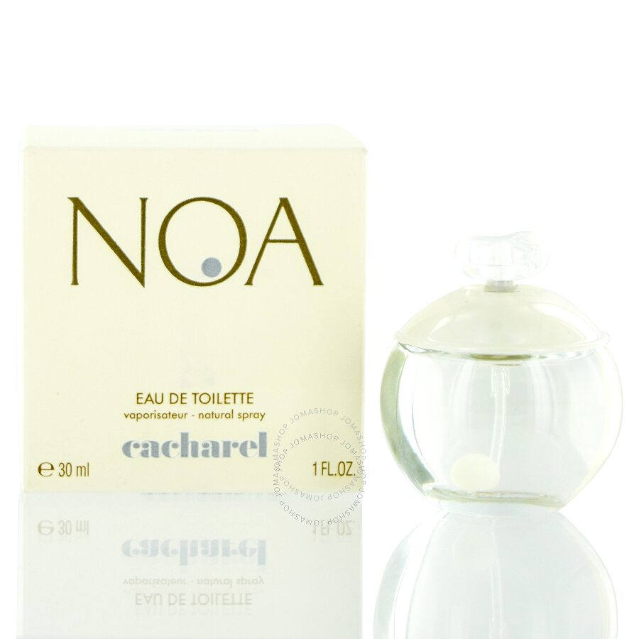 Bewqoecxrd Ladies Eau Spray Oz Edt 1 Toilette De Cacharel Noa By 0 DH29EYWI