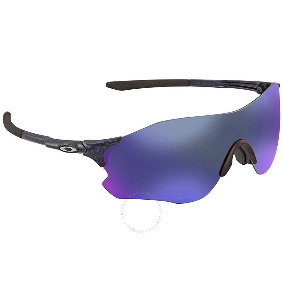 926ce1ab77 Oakley (A) EVZero Path Positive Red Iridium Sport Men s Sunglasses  OO9313-931302- ...