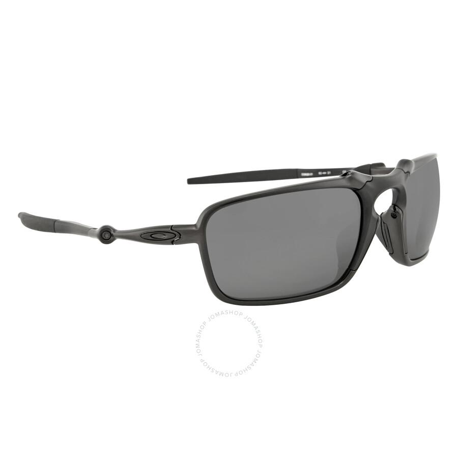 0c66390f4af9 ... Oakley Badman Black Iridium Polarized Men's Sunglasses OO6020-602001-60