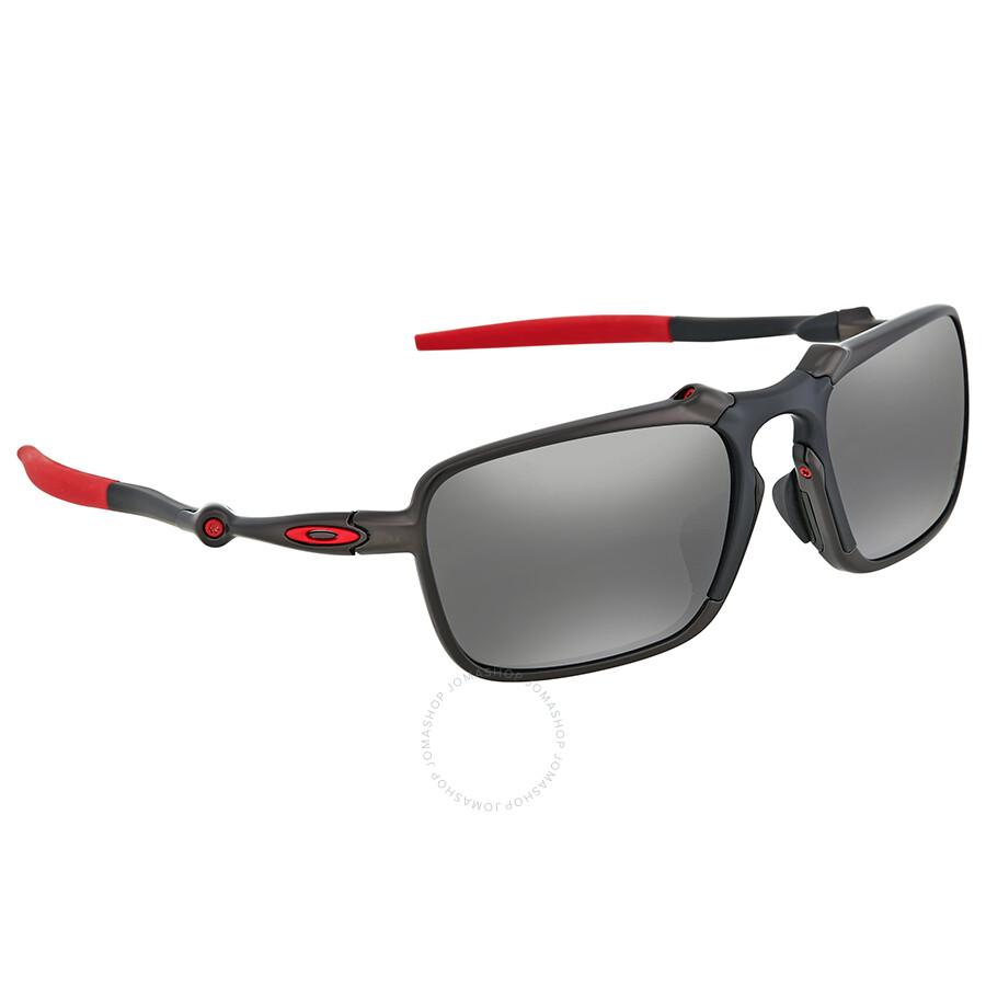 a5f74590fe Oakley Badman Scuderia Ferrari Dark Carbon Sunglasses Oakley Badman Scuderia  Ferrari Dark Carbon Sunglasses ...
