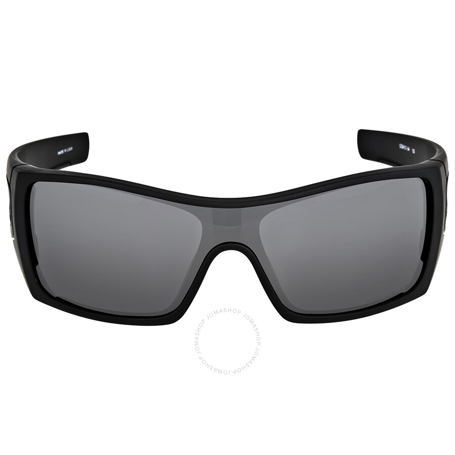 16e0effdf4d Oakley Batwolf Matte Black Polarized Sunglasses OO9101-910104-27 ...