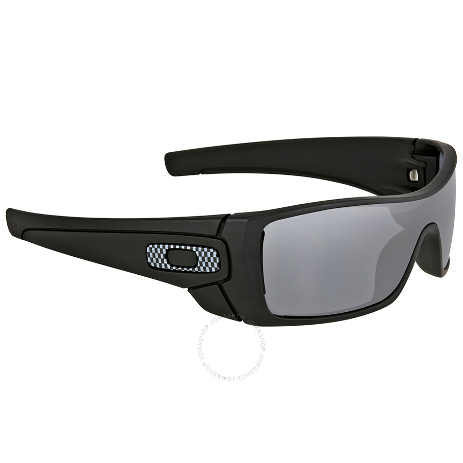 bdc861297a5 ... Oakley Batwolf Matte Black Polarized Sunglasses OO9101-910104-27 ...