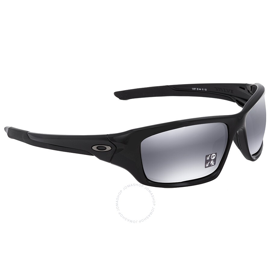 60d4ca6397 Oakley Black Iridium Polarized Rectangular Sunglasses OO9236-12-837-60 ...