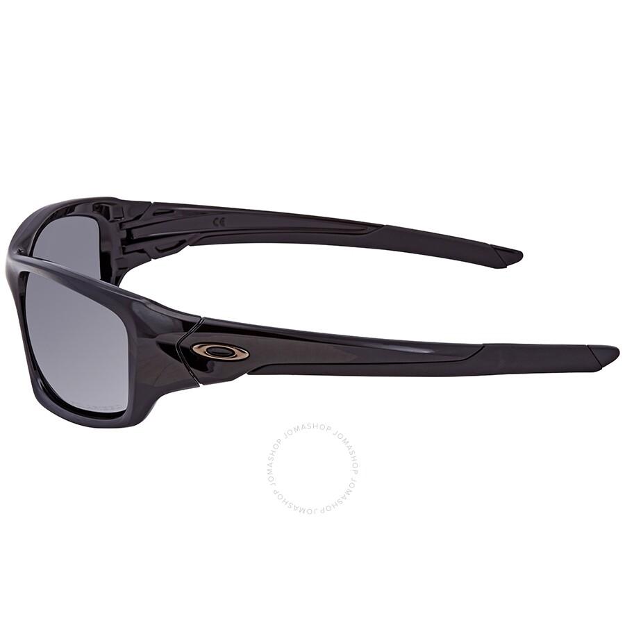 b4bc0d3eac ... Oakley Black Iridium Polarized Rectangular Sunglasses OO9236-12-837-60