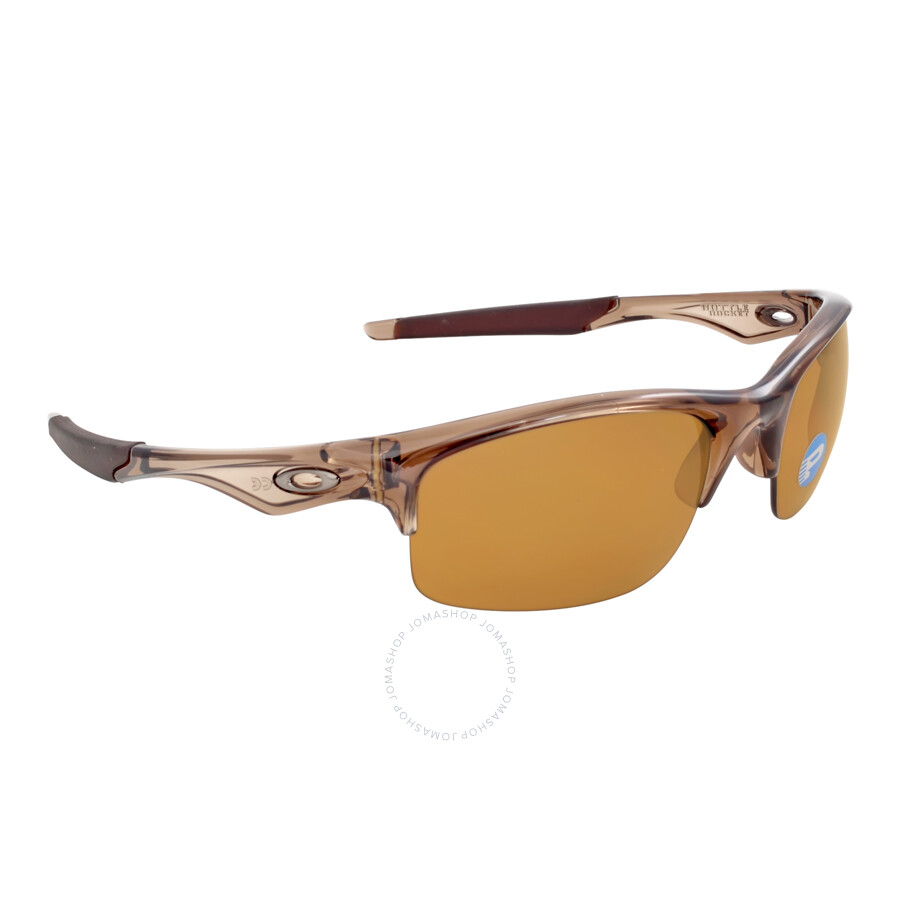 7691b668f9d ... Oakley Bottle Rocket Sunglasses - Brown Smoke   Bronze Polarized ...