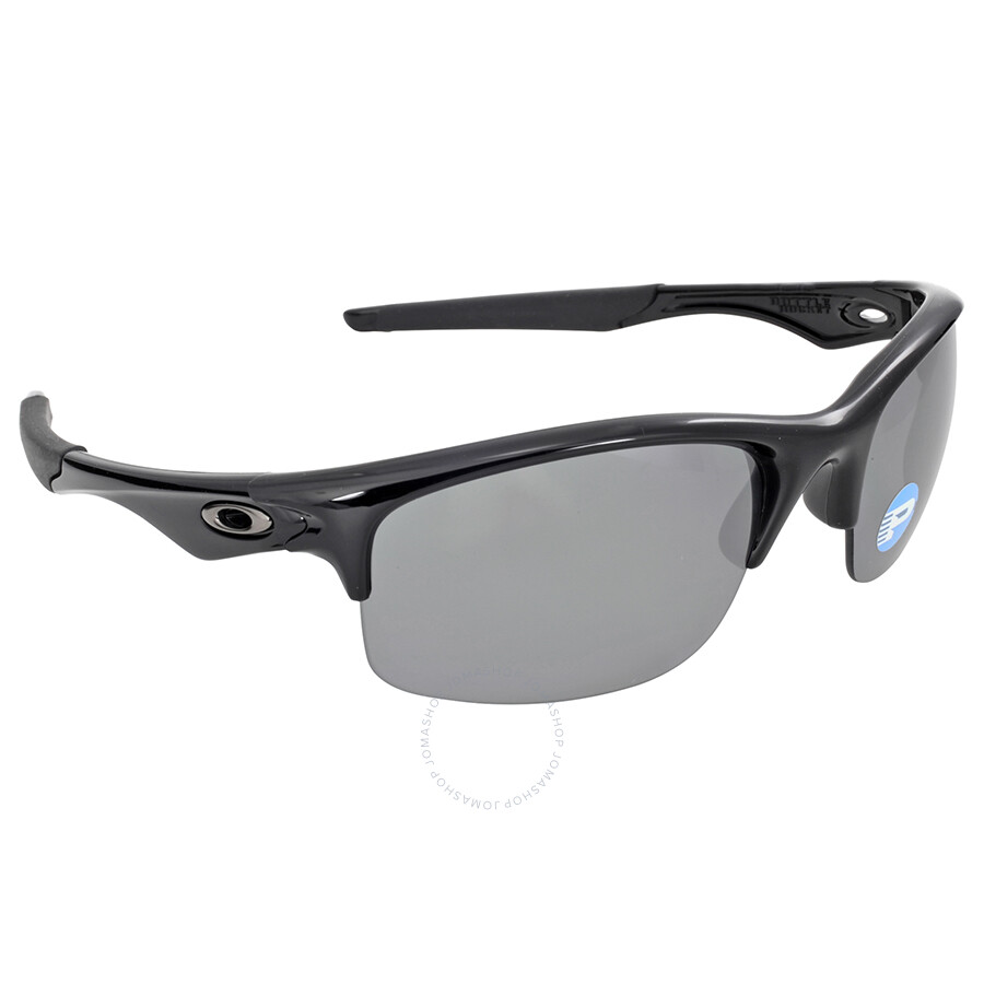 oakley bottle rocket polished black sunglasses  oakley bottle rocket sunglasses polished black/black polarized