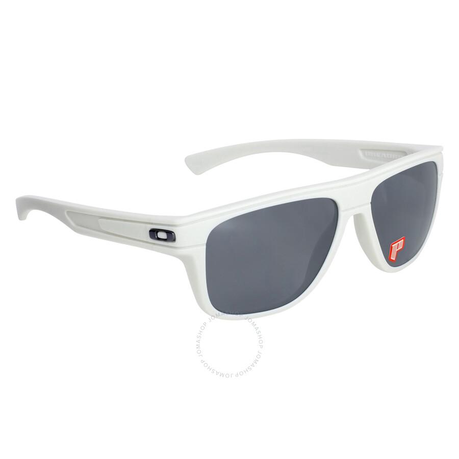 123e7bb5a2 ... Oakley Breadbox Black Iridium Polarized Men s Sunglasses OAK OO9199  919927 56 ...
