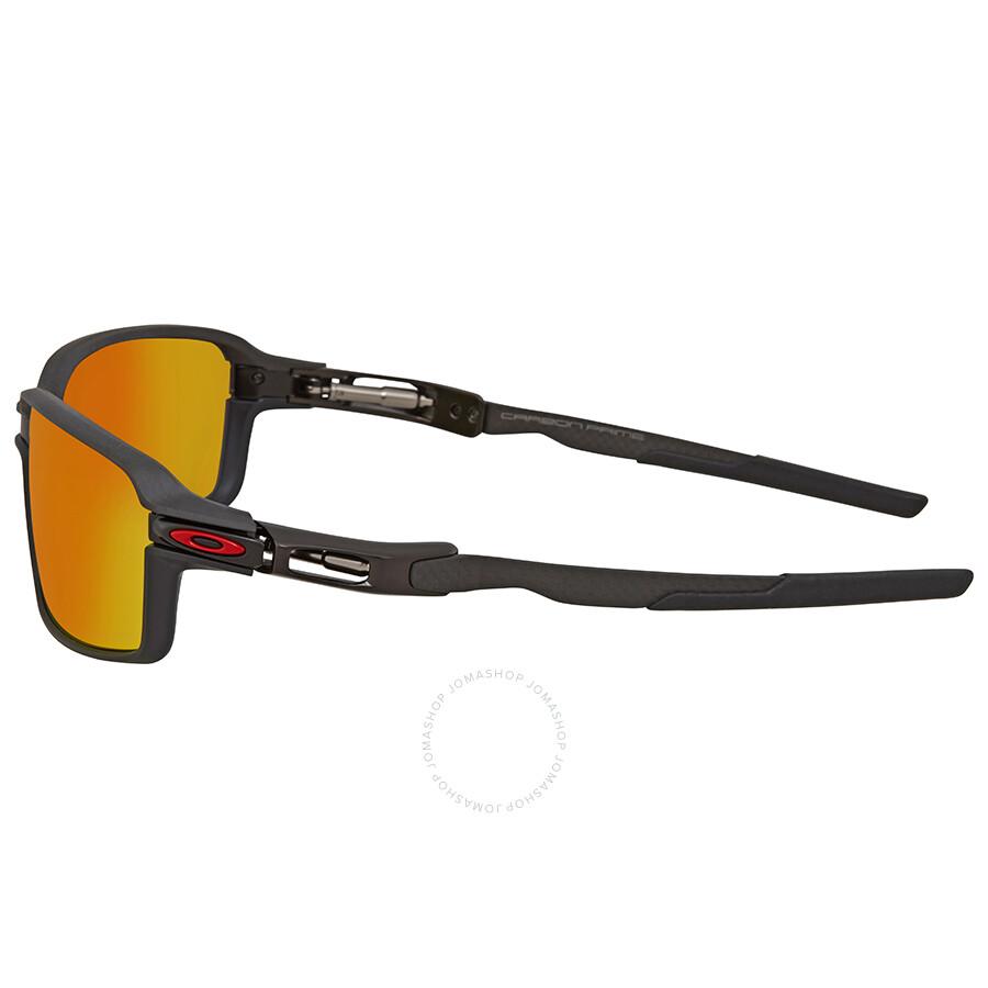 26cc450b63 ... Oakley Carbon Prime Limited Edition Prizm Ruby Polarized Rectangular  Men s Sunglasses OO6021 602103 63