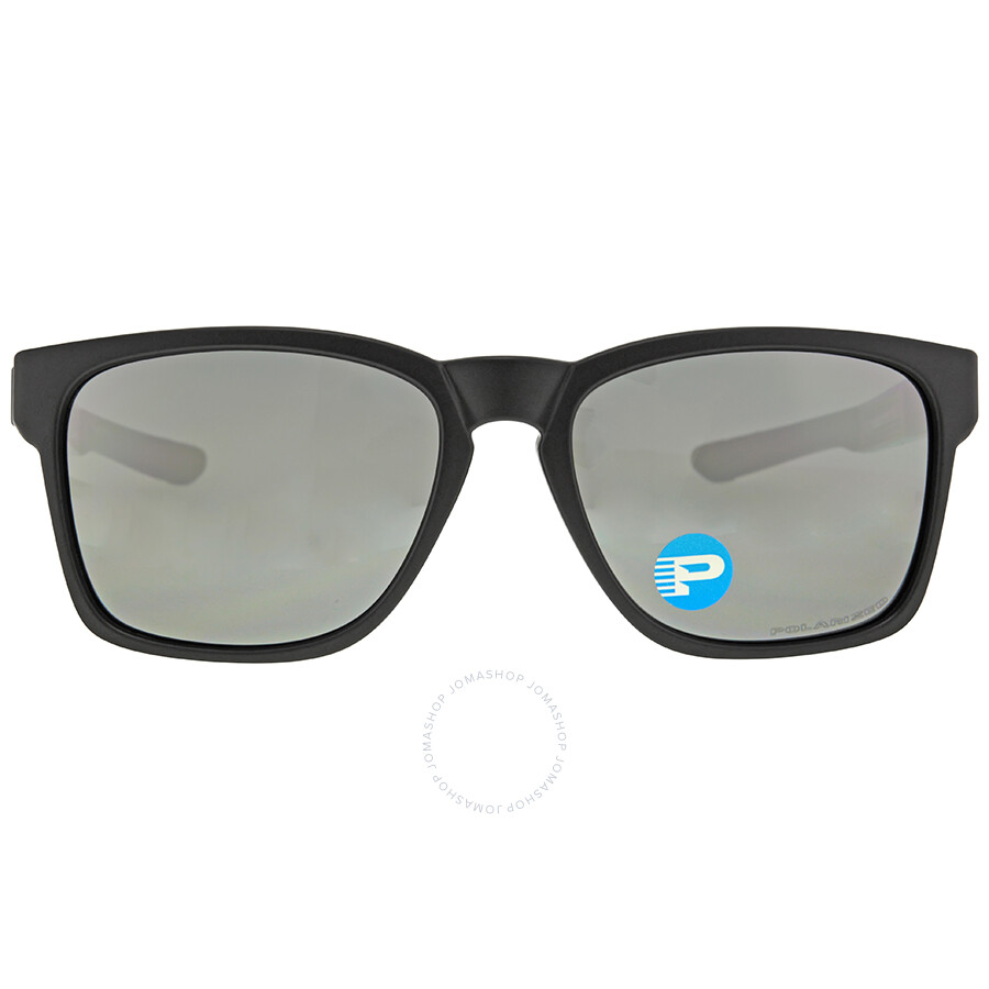 oakley polarised sunglasses  Oakley Catalyst Black Iridium Polarized Sunglasses 0OO9272-927209 ...