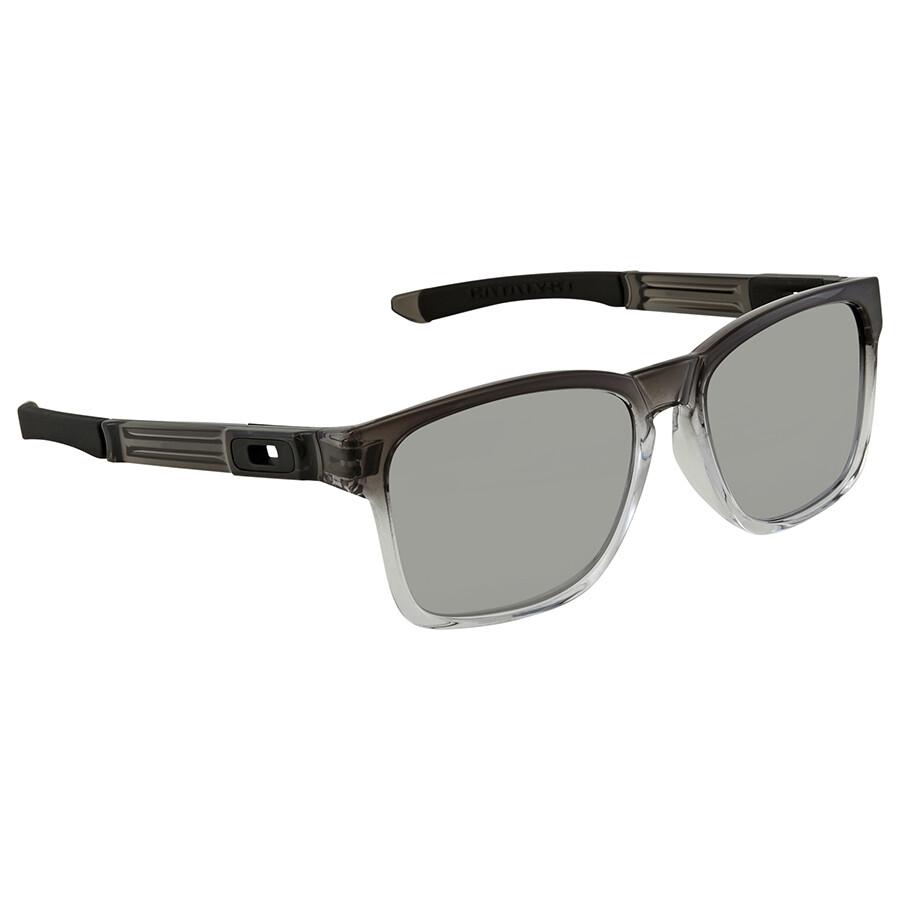 3a17e6c13ff2c1 Oakley Catalyst Chrome Iridium Men s Sunglasses OO9272-927218-55 ...
