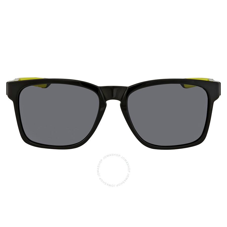 68128c93b42 ... Oakley Catalyst Grey Square Men s Sunglasses OO9272-927217-55 ...