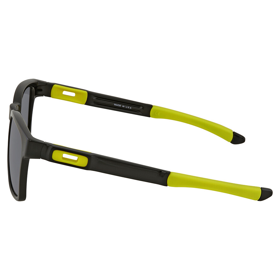6c6b0bec9bc Oakley Catalyst Grey Square Men s Sunglasses OO9272-927217-55 ...