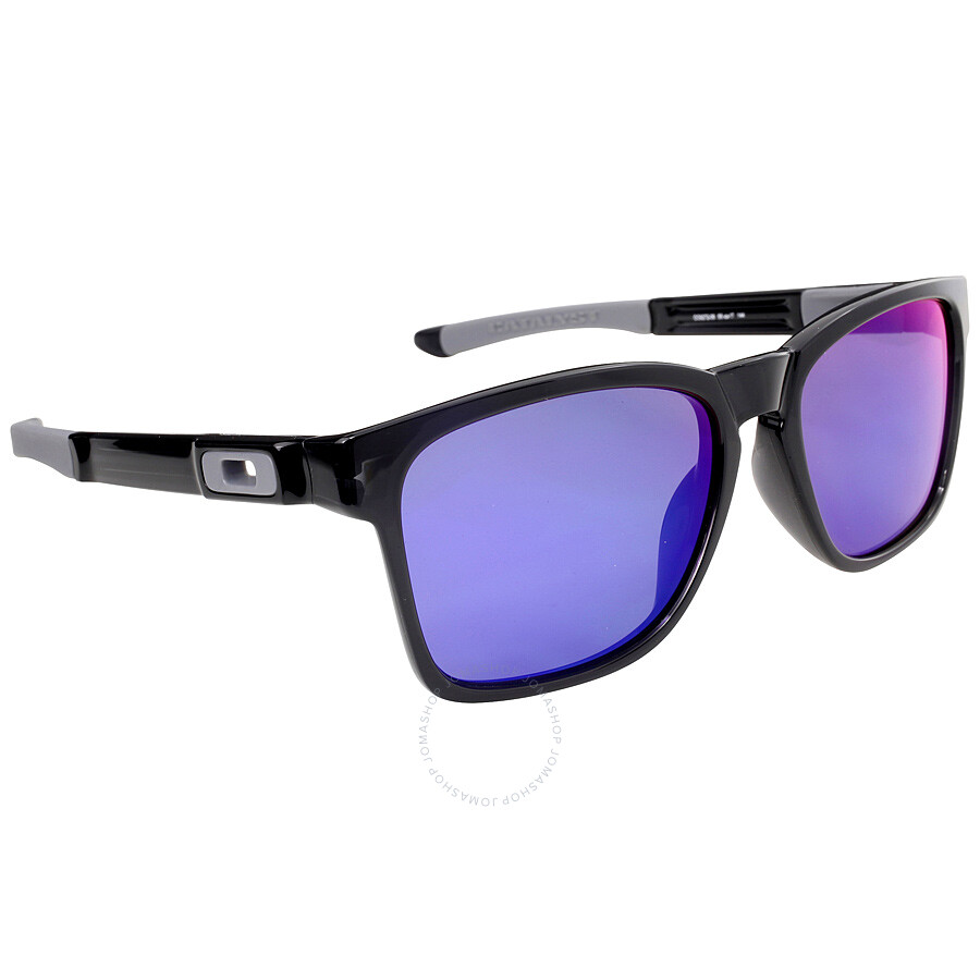 c707267879 Oakley Catalyst Sports Sunglasses - Black Ink Positive Red Iridium ...