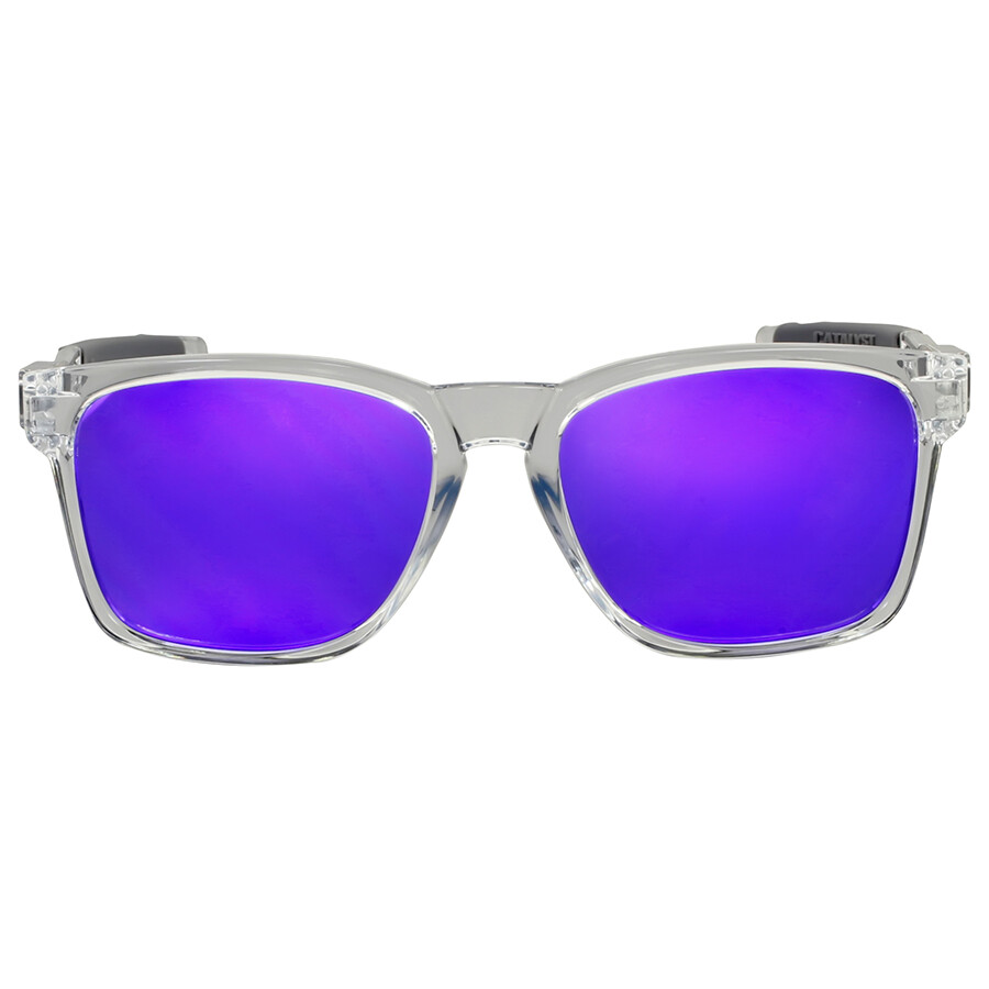 0d8b0a98d0 Oakley Catalyst Violet Iridium Sunglasses - Oakley - Sunglasses ...