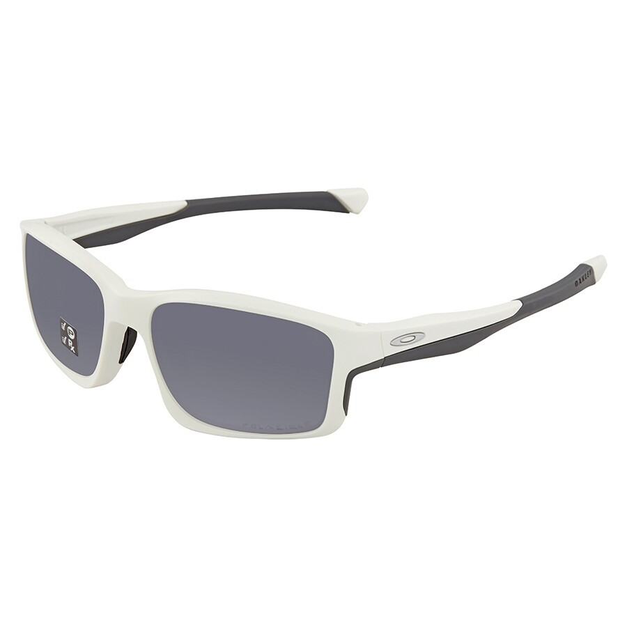 1cd7aa2f0 Oakley Chainlink Grey Polarized Sunglasses OO9247-924707-57