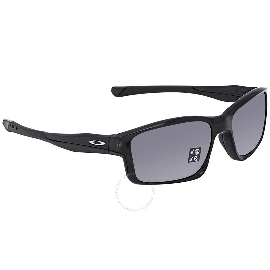 Oakley Chainlink Sport Sunglasses - Black Ink/Black Iridium Polarized