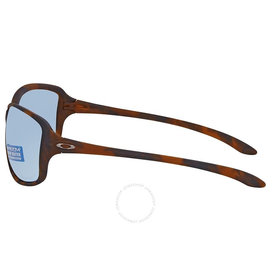 ceadf53ecb ... Oakley Cohort Prizm Deep H2o Polarized Oval Sunglasses OO9301 930109 61