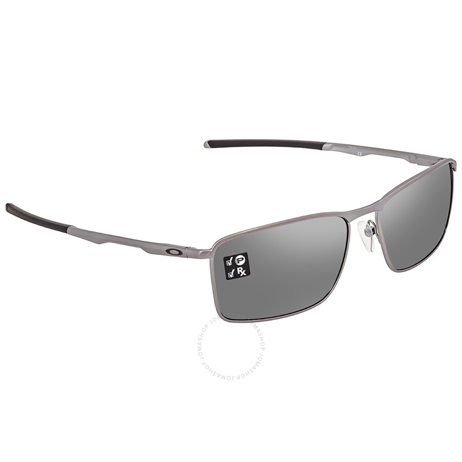 f50a9fdab29 Oakley Conductor 6 Polarized Black Iridium Men s Sunglasses  OO4106-410602-58 ...