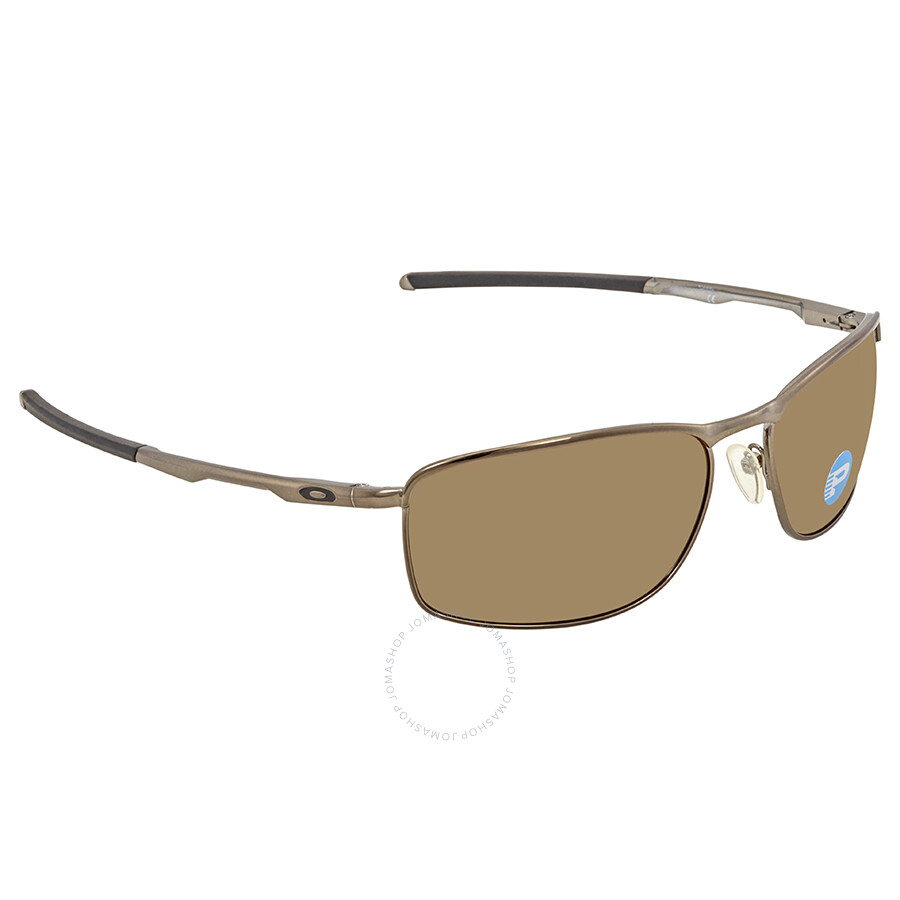 719d8c0d781 Oakley Conductor 8 Polarized Brown Sunglasses OO4107 410703 60 ...