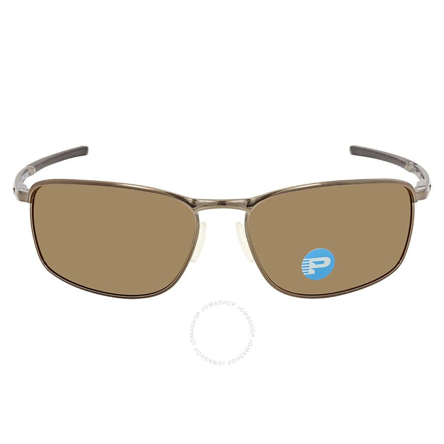 2cb6e55e27b ... Oakley Conductor 8 Polarized Brown Sunglasses OO4107 410703 60 ...