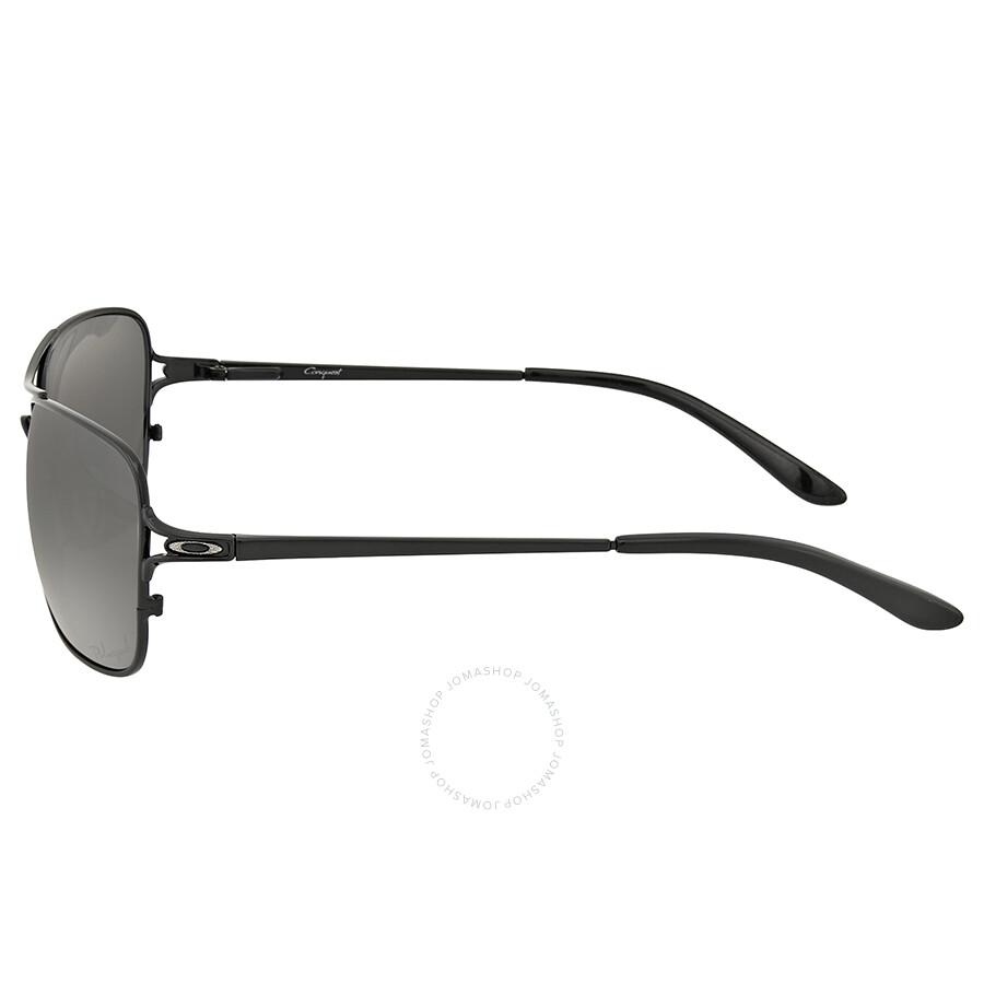 bffc24e0190 Oakley Conquest Black Iridium Polarized Sunglasses Oakley Conquest Black  Iridium Polarized Sunglasses ...