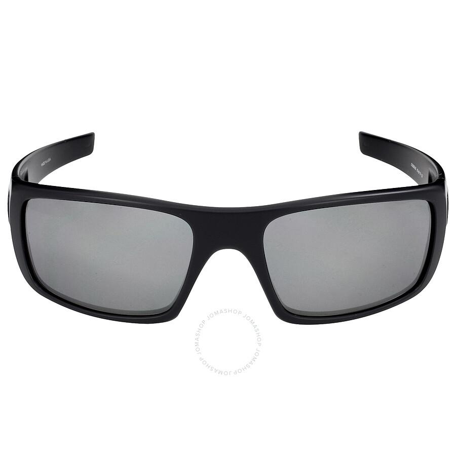 804e6e309c4 Oakley Crankshaft Machinist Sunglasses - Matte Black Chrome Item No. OO9239- 923920-60