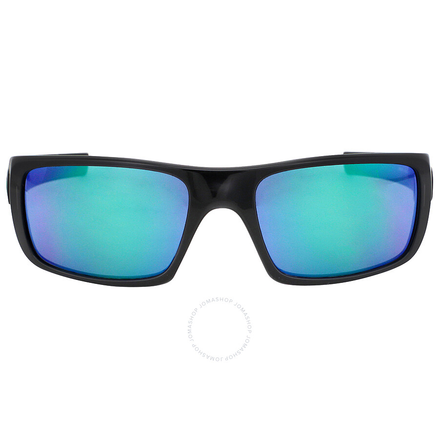 9982d7a0499 Oakley Crankshaft Sport Sunglasses - Black Ink Jade Iridium Item No.  0OO9239-923902-60