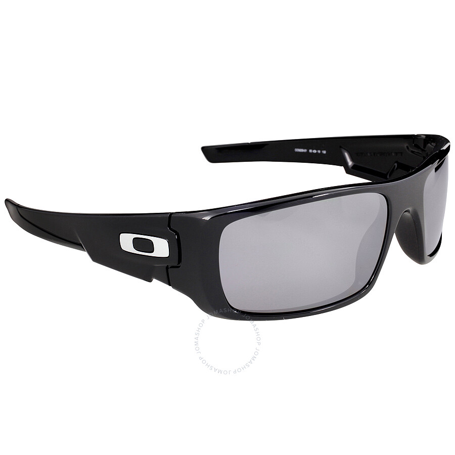Crankshaft - Oakley - Polished Black/Black Iridium 923901