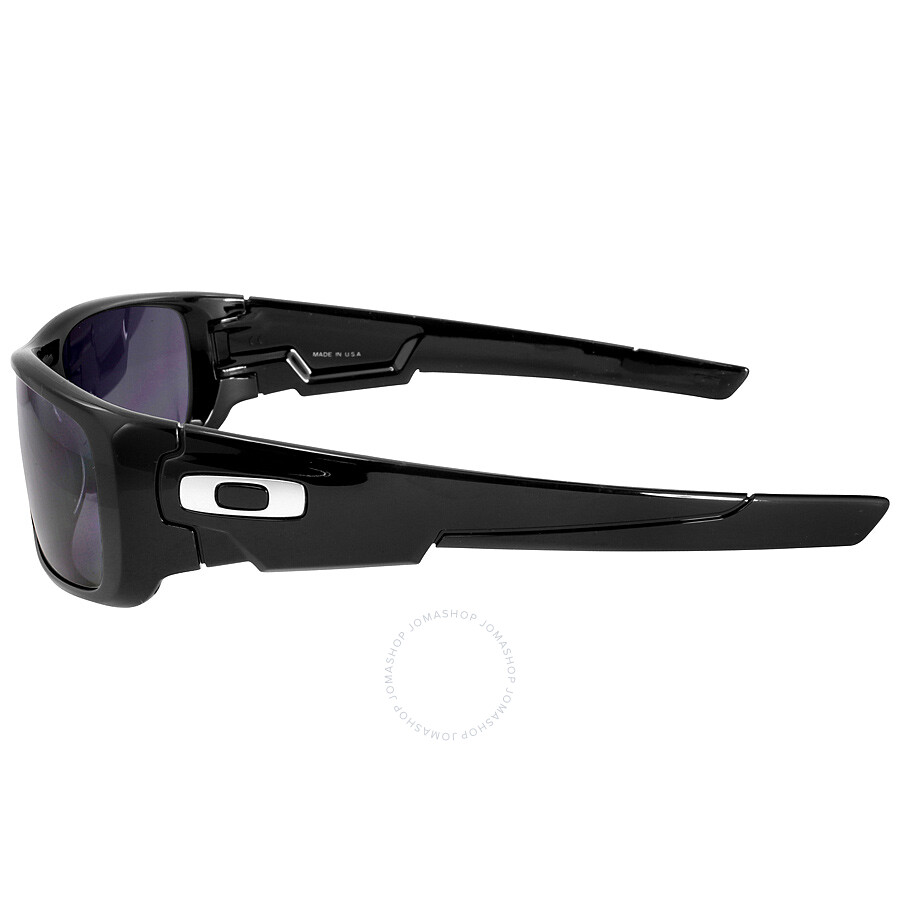 bdcaf09a63 Oakley Crankshaft Sport Sunglasses - Polished Black Black Iridium ...