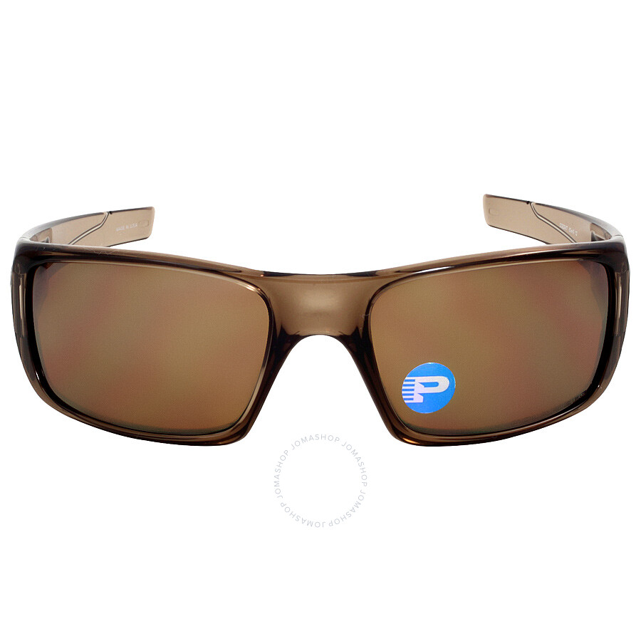 9bac96a5859 Oakley Crankshaft Sunglasses - Brown Smoke Tungsten Iridium Polarized Item  No. OO9239-923907-60