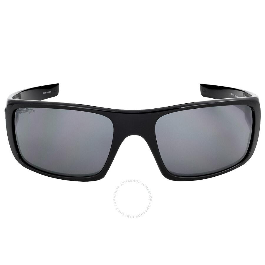 create oakley sunglasses  oakley crankshaft troy lee sunglasses   polished black black oo9239 923918 60_4