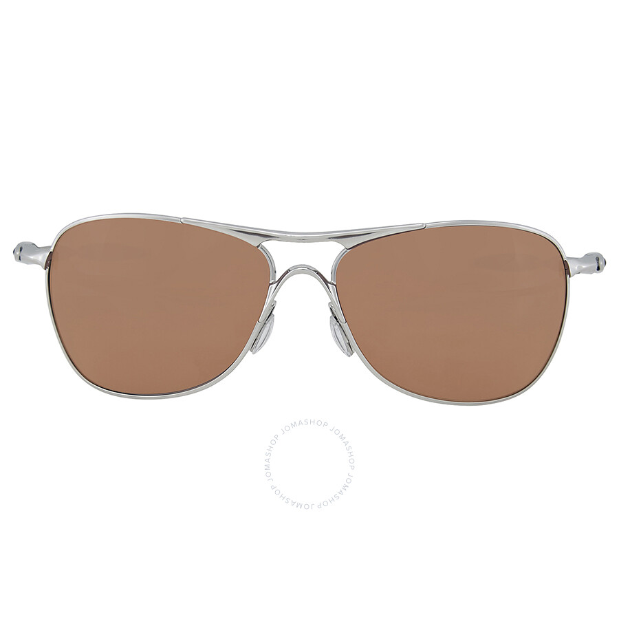 1a6f7307bf145 Oakley Crosshair Chrome Sports Sunglasses - Oakley - Sunglasses ...