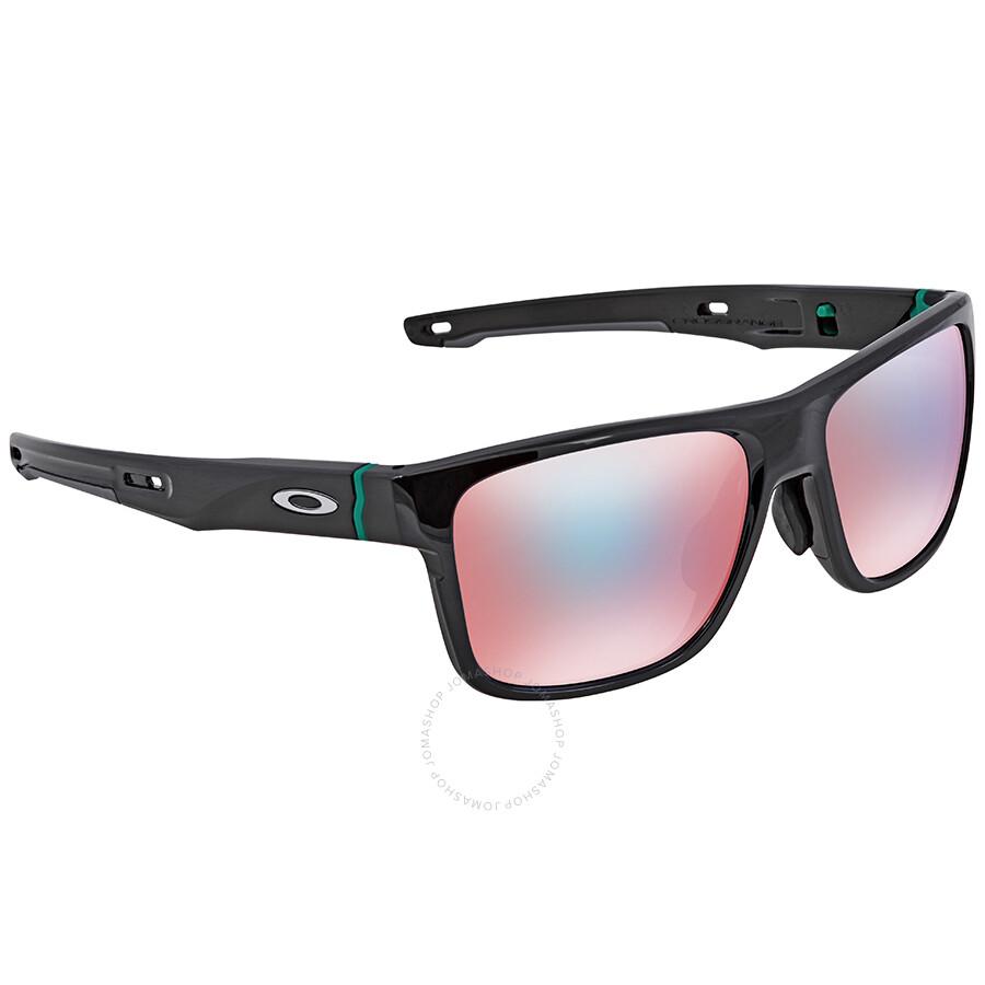 6beea9a0e4a2c Oakley Crossrange Asia Fit Prizm Golf Sunglasses Item No. OO9371-937103-57