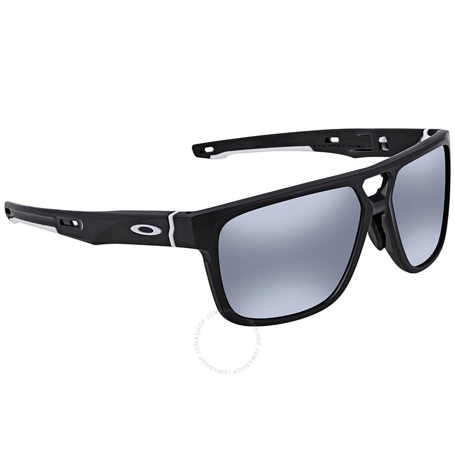14bccbd6dc5 Oakley Crossrange Patch Prizm Black Rectangular Asia Fit Men s Sunglasses  OO9391 939102 60 ...