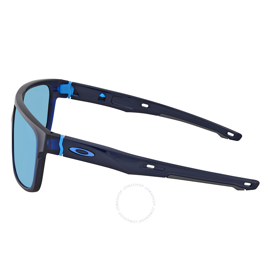2f21167208 ... Oakley Crossrange Patch Prizm Sapphire Square Asia Fit Sunglasses  OO9391 939104 60 ...