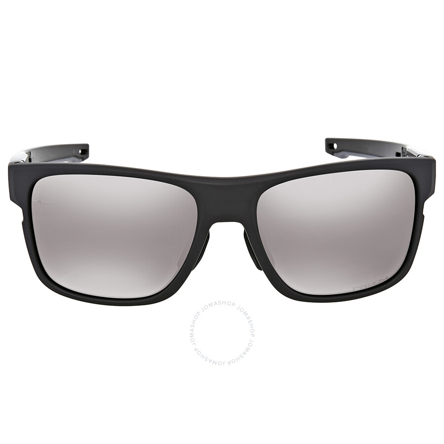 1fa4a9bb25 Oakley Crossrange Polarized Prizm Black Sunglasses Item No. OO9371-937105-57