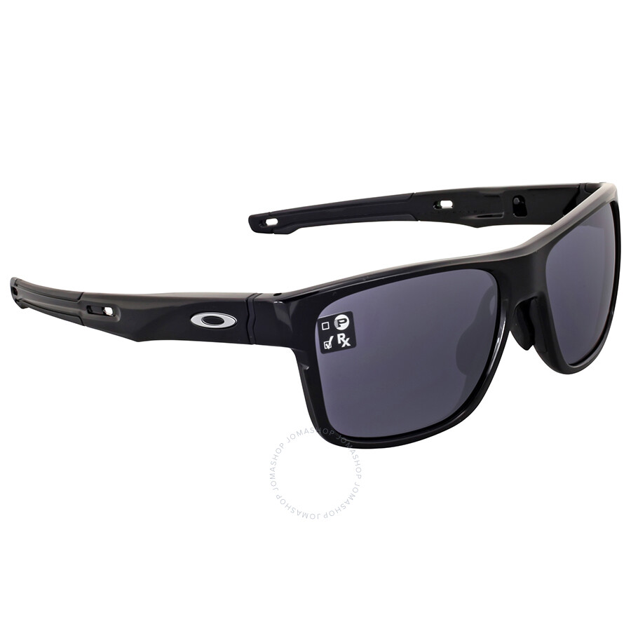 4cbffd3c704 Oakley Crossrange Polished Black Sunglasses Oakley Crossrange Polished Black  Sunglasses ...