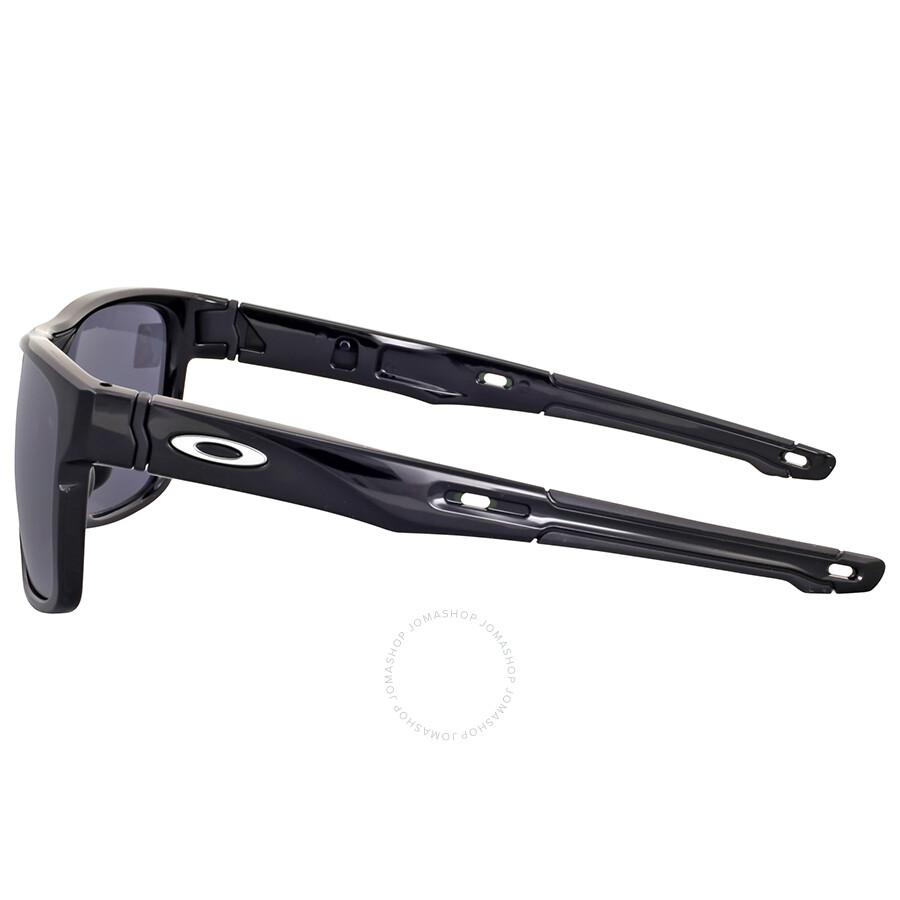 b33a95ee60f Oakley Crossrange Polished Black Sunglasses - Oakley - Sunglasses ...