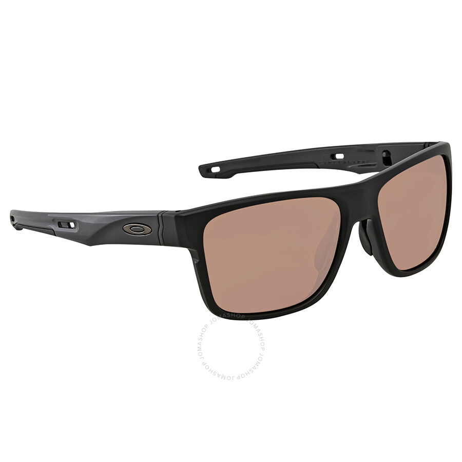 fe2db727f7 Oakley Crossrange Prizm Dark Golf Rectangular Men s Sunglasses OO9361  936117 57 ...