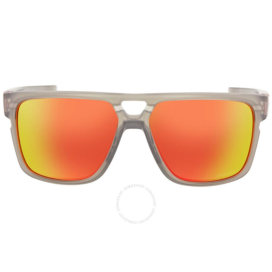 ... Oakley Crossrange Prizm Ruby 47 Rectangular Men s Sunglasses OO9382  938224 60 ... 318b5f531b