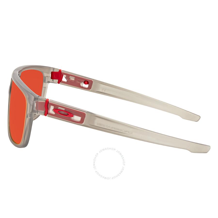 ... Oakley Crossrange Prizm Ruby 47 Rectangular Men s Sunglasses OO9382  938224 60 3a0e1ebd48
